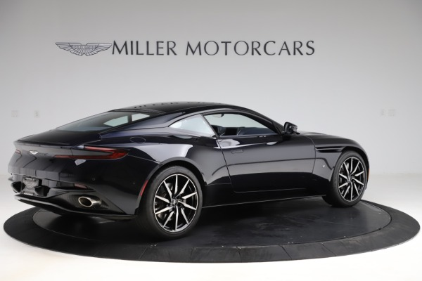 Used 2017 Aston Martin DB11 V12 for sale $129,900 at Maserati of Greenwich in Greenwich CT 06830 8