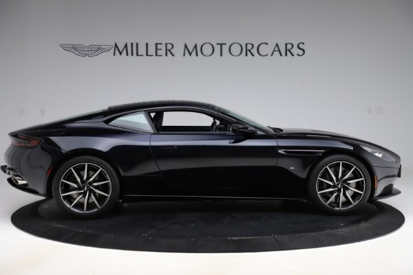 Used 2017 Aston Martin DB11 V12 for sale $129,900 at Maserati of Greenwich in Greenwich CT 06830 9