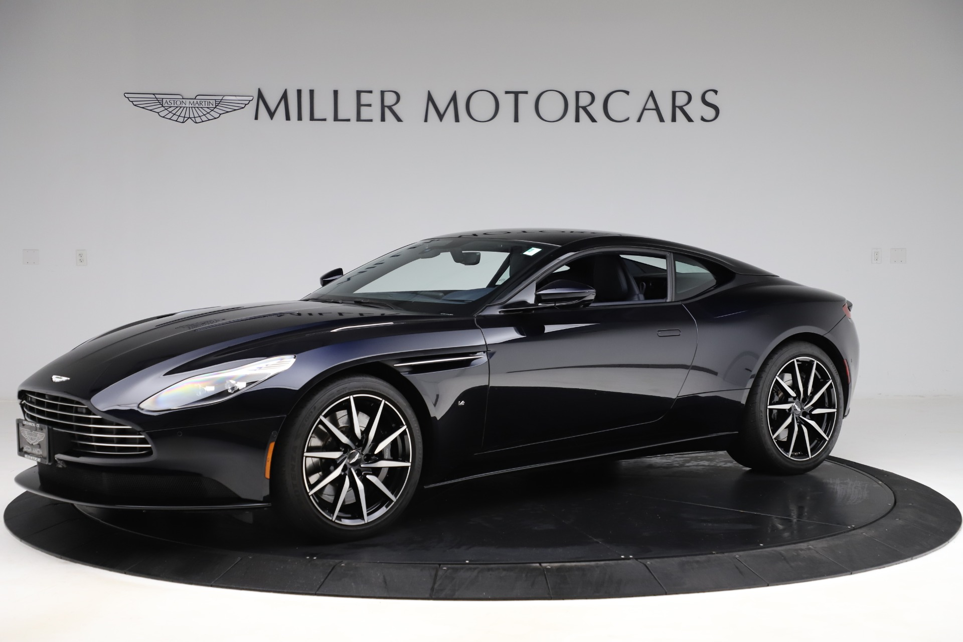 Used 2017 Aston Martin DB11 V12 for sale $129,900 at Maserati of Greenwich in Greenwich CT 06830 1