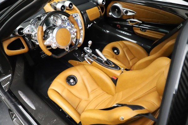 Used 2014 Pagani Huayra Tempesta for sale Call for price at Maserati of Greenwich in Greenwich CT 06830 13