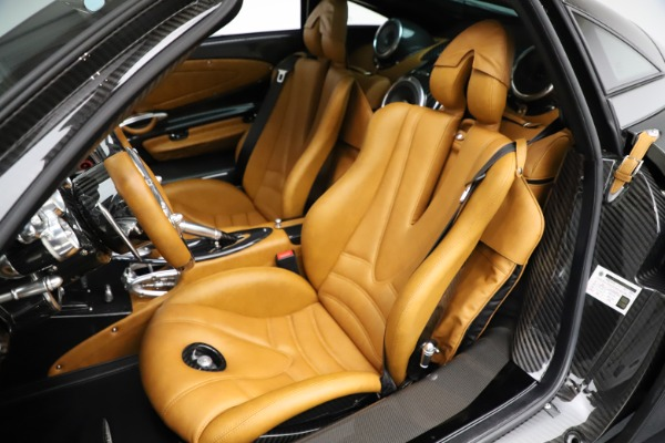 Used 2014 Pagani Huayra Tempesta for sale Call for price at Maserati of Greenwich in Greenwich CT 06830 15