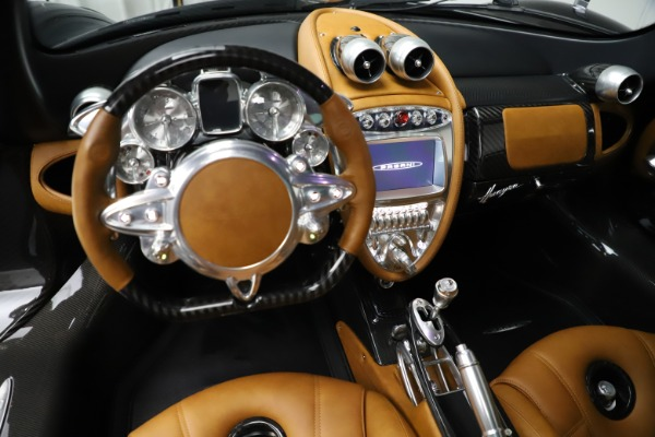 Used 2014 Pagani Huayra Tempesta for sale Call for price at Maserati of Greenwich in Greenwich CT 06830 16