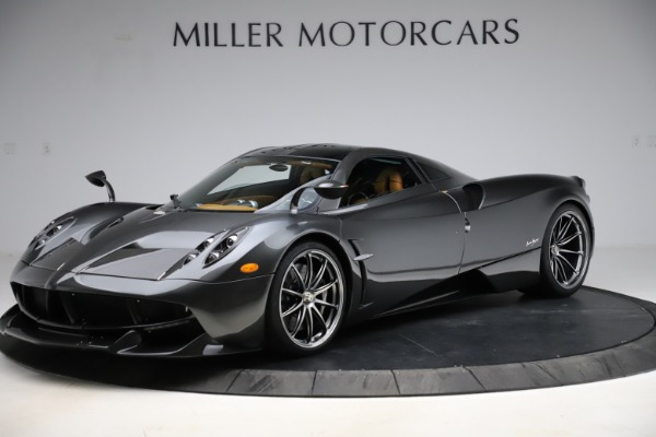 Used 2014 Pagani Huayra Tempesta for sale Call for price at Maserati of Greenwich in Greenwich CT 06830 2