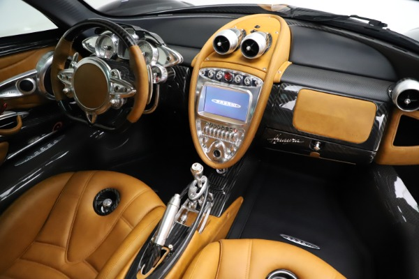 Used 2014 Pagani Huayra Tempesta for sale Call for price at Maserati of Greenwich in Greenwich CT 06830 21