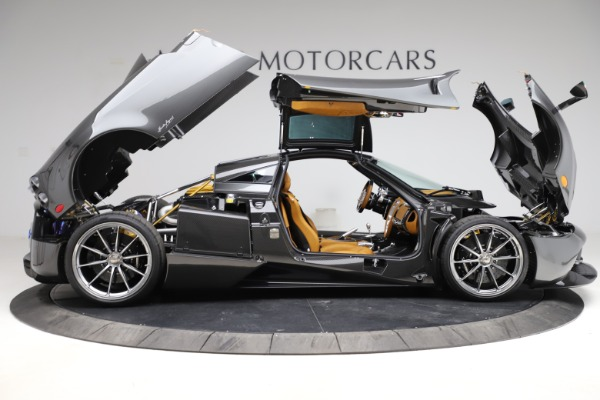 Used 2014 Pagani Huayra Tempesta for sale Call for price at Maserati of Greenwich in Greenwich CT 06830 22