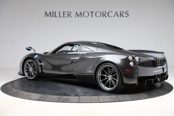 Used 2014 Pagani Huayra Tempesta for sale Call for price at Maserati of Greenwich in Greenwich CT 06830 4