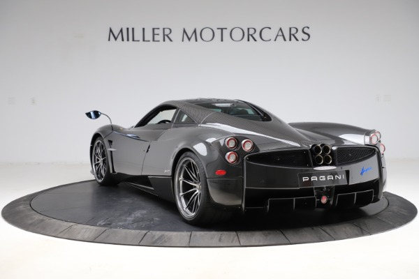 Used 2014 Pagani Huayra Tempesta for sale Call for price at Maserati of Greenwich in Greenwich CT 06830 5