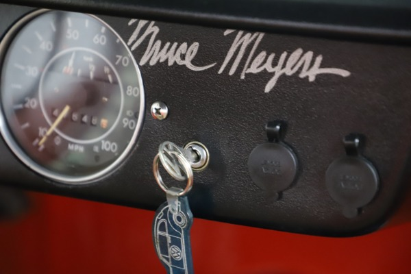 Used 1966 Meyers Manx Dune Buggy for sale $65,900 at Maserati of Greenwich in Greenwich CT 06830 20