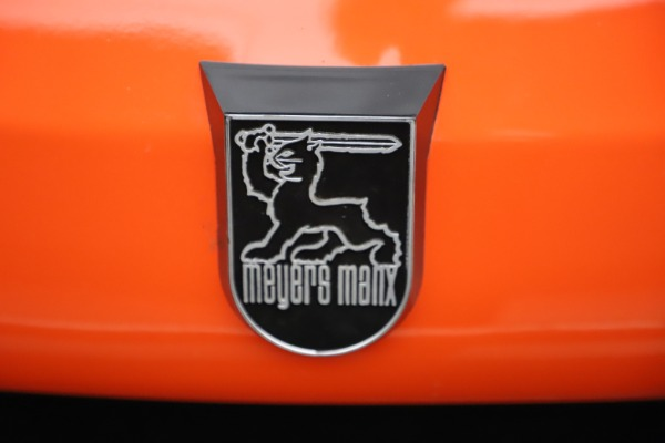 Used 1966 Meyers Manx Dune Buggy for sale $65,900 at Maserati of Greenwich in Greenwich CT 06830 22