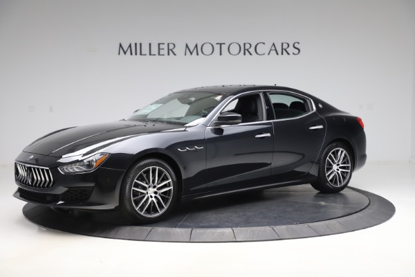 New 2019 Maserati Ghibli SQ4 for sale $91,165 at Maserati of Greenwich in Greenwich CT 06830 2