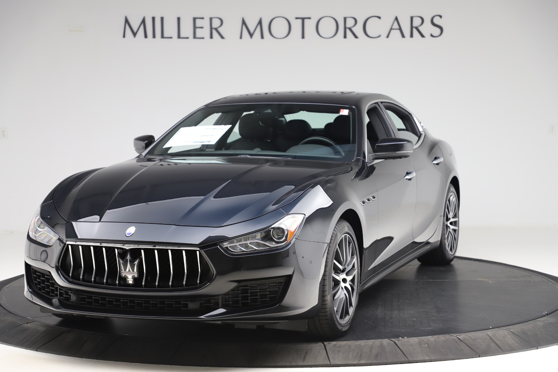 New 2019 Maserati Ghibli SQ4 for sale $91,165 at Maserati of Greenwich in Greenwich CT 06830 1