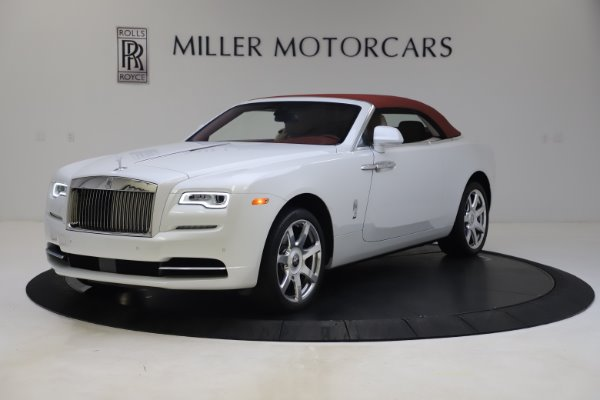Used 2016 Rolls-Royce Dawn for sale $239,900 at Maserati of Greenwich in Greenwich CT 06830 11