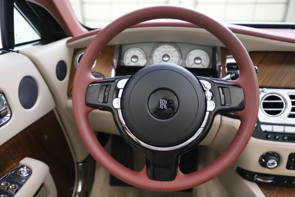 Used 2016 Rolls-Royce Dawn for sale $239,900 at Maserati of Greenwich in Greenwich CT 06830 25