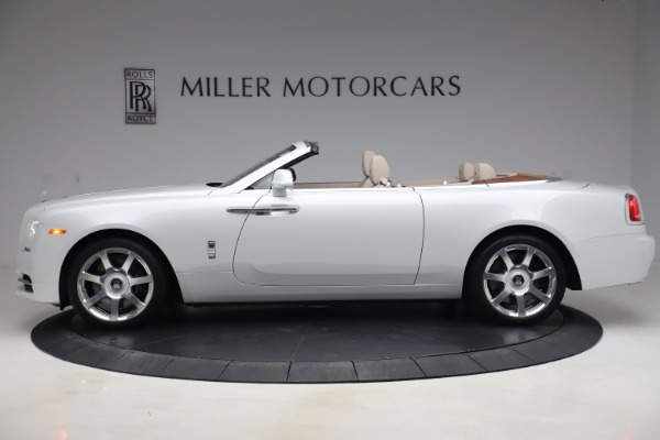 Used 2016 Rolls-Royce Dawn for sale $239,900 at Maserati of Greenwich in Greenwich CT 06830 3