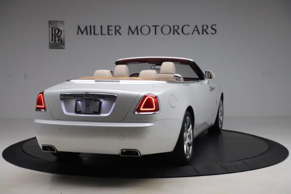 Used 2016 Rolls-Royce Dawn for sale $239,900 at Maserati of Greenwich in Greenwich CT 06830 6