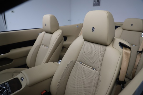 New 2020 Rolls-Royce Dawn for sale Sold at Maserati of Greenwich in Greenwich CT 06830 17