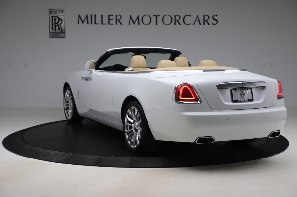 New 2020 Rolls-Royce Dawn for sale Sold at Maserati of Greenwich in Greenwich CT 06830 4