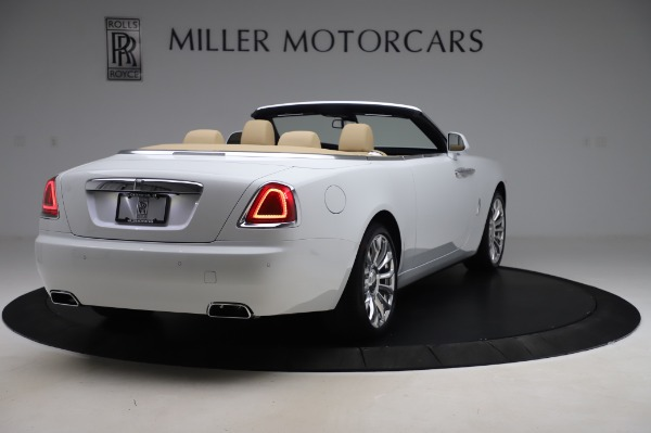 New 2020 Rolls-Royce Dawn for sale Sold at Maserati of Greenwich in Greenwich CT 06830 6