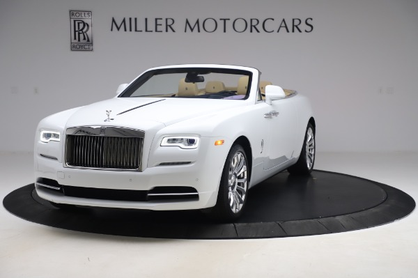 New 2020 Rolls-Royce Dawn for sale Sold at Maserati of Greenwich in Greenwich CT 06830 1