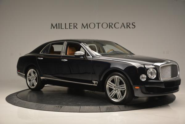 Used 2013 Bentley Mulsanne Le Mans Edition- Number 1 of 48 for sale Sold at Maserati of Greenwich in Greenwich CT 06830 10