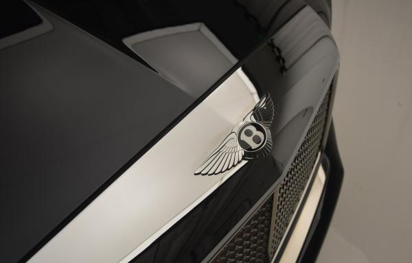 Used 2013 Bentley Mulsanne Le Mans Edition- Number 1 of 48 for sale Sold at Maserati of Greenwich in Greenwich CT 06830 13