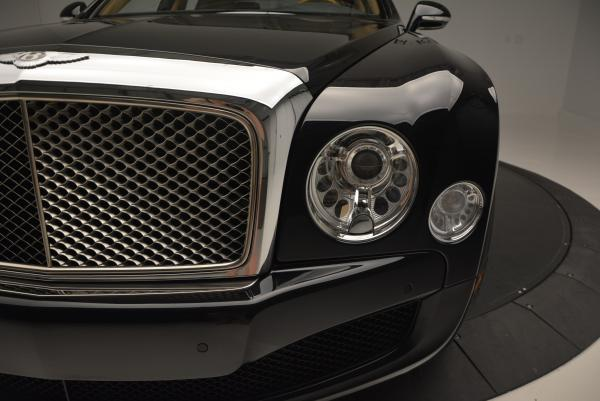 Used 2013 Bentley Mulsanne Le Mans Edition- Number 1 of 48 for sale Sold at Maserati of Greenwich in Greenwich CT 06830 14