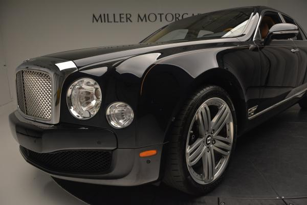 Used 2013 Bentley Mulsanne Le Mans Edition- Number 1 of 48 for sale Sold at Maserati of Greenwich in Greenwich CT 06830 15