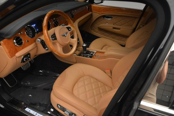 Used 2013 Bentley Mulsanne Le Mans Edition- Number 1 of 48 for sale Sold at Maserati of Greenwich in Greenwich CT 06830 18