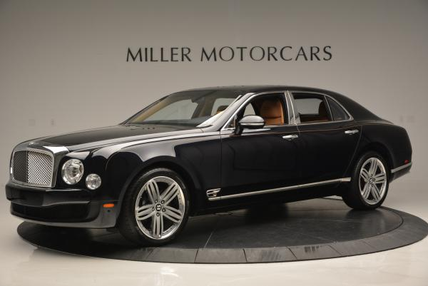 Used 2013 Bentley Mulsanne Le Mans Edition- Number 1 of 48 for sale Sold at Maserati of Greenwich in Greenwich CT 06830 2