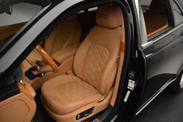 Used 2013 Bentley Mulsanne Le Mans Edition- Number 1 of 48 for sale Sold at Maserati of Greenwich in Greenwich CT 06830 20