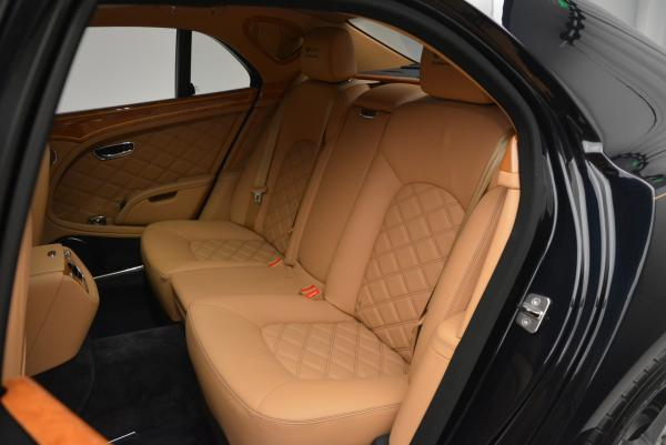 Used 2013 Bentley Mulsanne Le Mans Edition- Number 1 of 48 for sale Sold at Maserati of Greenwich in Greenwich CT 06830 24