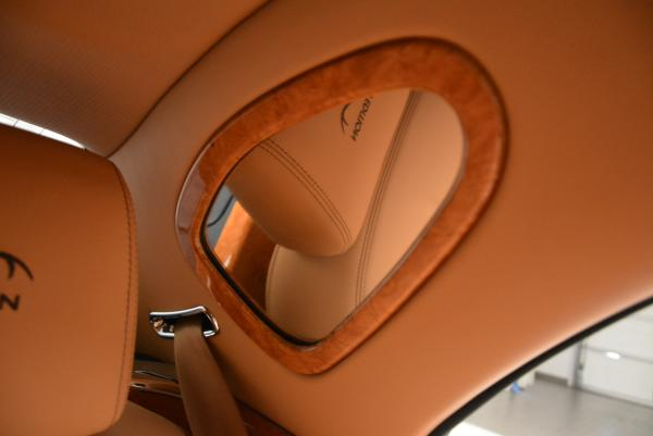 Used 2013 Bentley Mulsanne Le Mans Edition- Number 1 of 48 for sale Sold at Maserati of Greenwich in Greenwich CT 06830 27