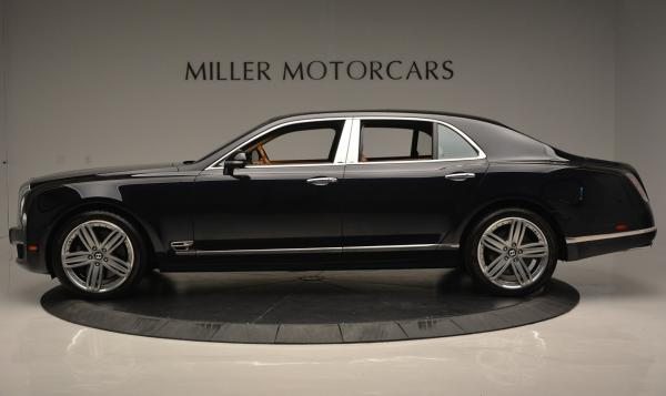 Used 2013 Bentley Mulsanne Le Mans Edition- Number 1 of 48 for sale Sold at Maserati of Greenwich in Greenwich CT 06830 3