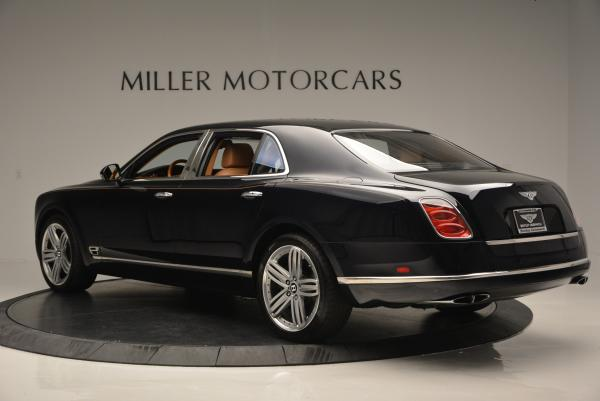 Used 2013 Bentley Mulsanne Le Mans Edition- Number 1 of 48 for sale Sold at Maserati of Greenwich in Greenwich CT 06830 4