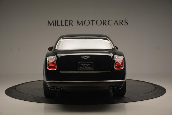 Used 2013 Bentley Mulsanne Le Mans Edition- Number 1 of 48 for sale Sold at Maserati of Greenwich in Greenwich CT 06830 6
