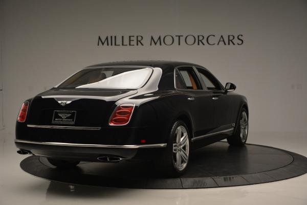 Used 2013 Bentley Mulsanne Le Mans Edition- Number 1 of 48 for sale Sold at Maserati of Greenwich in Greenwich CT 06830 7