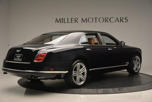 Used 2013 Bentley Mulsanne Le Mans Edition- Number 1 of 48 for sale Sold at Maserati of Greenwich in Greenwich CT 06830 8