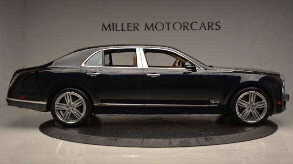 Used 2013 Bentley Mulsanne Le Mans Edition- Number 1 of 48 for sale Sold at Maserati of Greenwich in Greenwich CT 06830 9