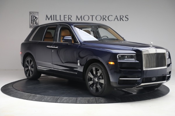 Used 2020 Rolls-Royce Cullinan for sale Call for price at Maserati of Greenwich in Greenwich CT 06830 12