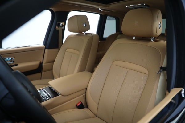 Used 2020 Rolls-Royce Cullinan for sale Call for price at Maserati of Greenwich in Greenwich CT 06830 13