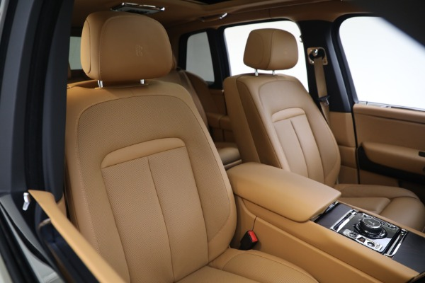 Used 2020 Rolls-Royce Cullinan for sale Call for price at Maserati of Greenwich in Greenwich CT 06830 14