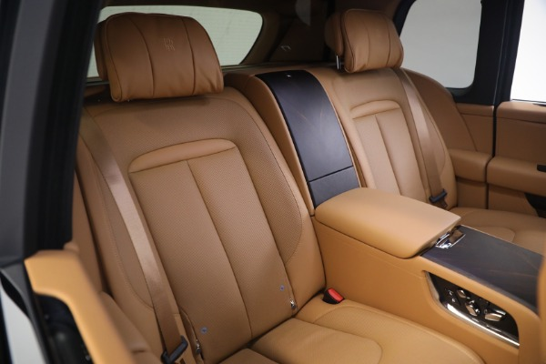 Used 2020 Rolls-Royce Cullinan for sale Call for price at Maserati of Greenwich in Greenwich CT 06830 17