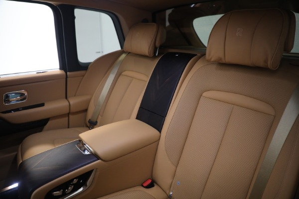 Used 2020 Rolls-Royce Cullinan for sale Call for price at Maserati of Greenwich in Greenwich CT 06830 18