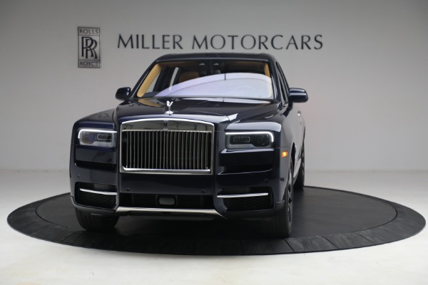 Used 2020 Rolls-Royce Cullinan for sale Call for price at Maserati of Greenwich in Greenwich CT 06830 2