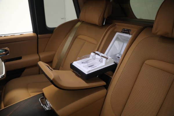 Used 2020 Rolls-Royce Cullinan for sale Call for price at Maserati of Greenwich in Greenwich CT 06830 21