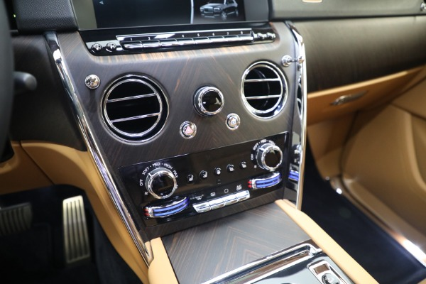Used 2020 Rolls-Royce Cullinan for sale Call for price at Maserati of Greenwich in Greenwich CT 06830 24