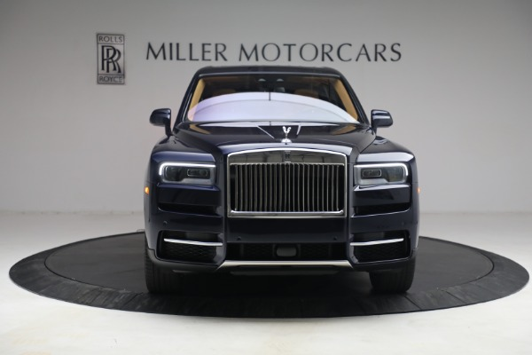 Used 2020 Rolls-Royce Cullinan for sale Call for price at Maserati of Greenwich in Greenwich CT 06830 3