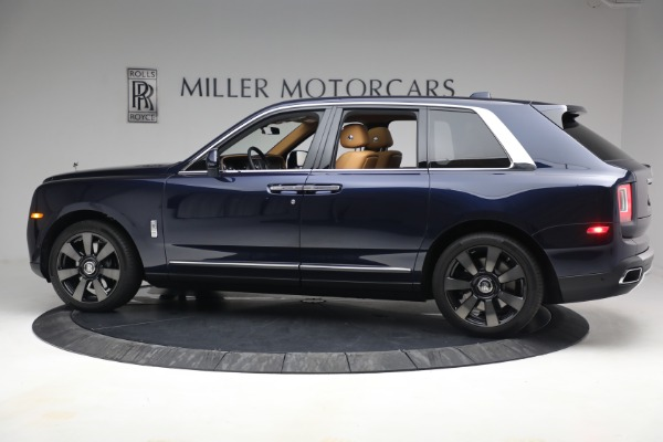 Used 2020 Rolls-Royce Cullinan for sale Call for price at Maserati of Greenwich in Greenwich CT 06830 5