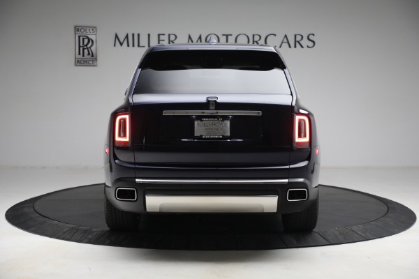 Used 2020 Rolls-Royce Cullinan for sale Call for price at Maserati of Greenwich in Greenwich CT 06830 7
