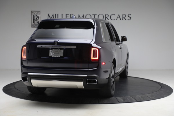 Used 2020 Rolls-Royce Cullinan for sale Call for price at Maserati of Greenwich in Greenwich CT 06830 8